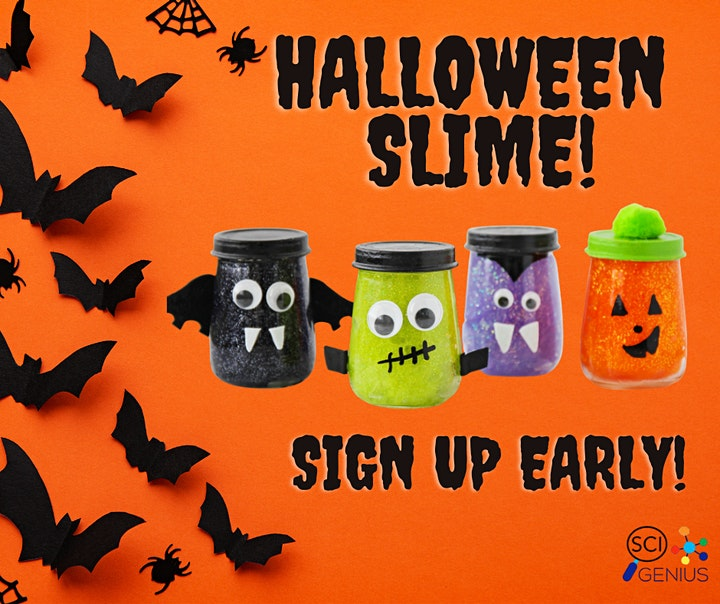 Halloween Slime image
