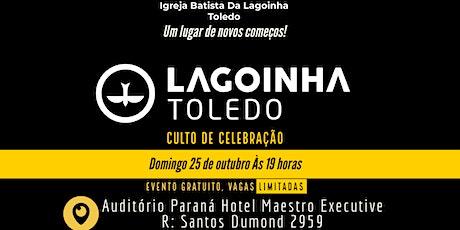 Culto de Celebração Igreja Batista da Lagoinha Toledo