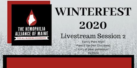 Winterfest Session 2 tickets