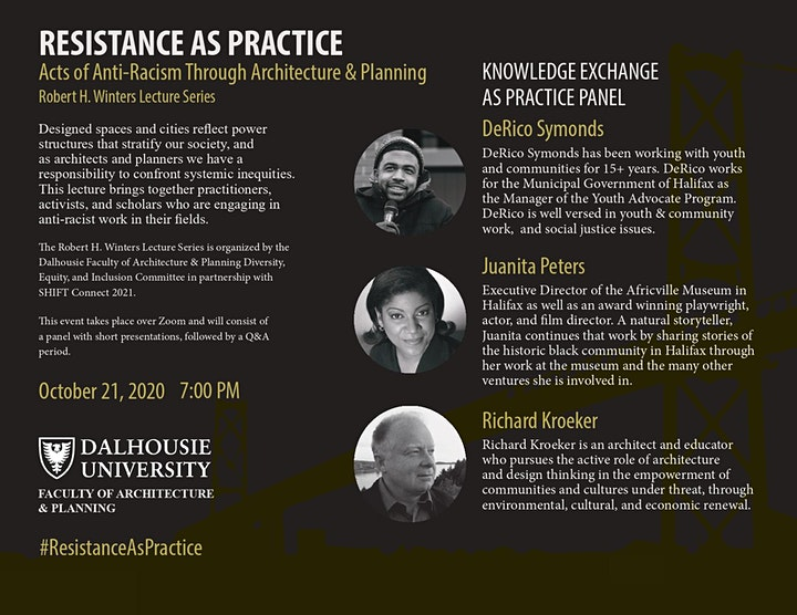 Knowledge as Practice - Robert H. Winters Lecture Series Panel #1 image