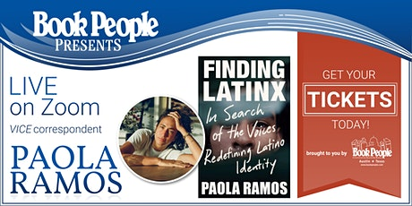 BookPeople Presents: A Conversation with Vice's Paola Ramos tickets
