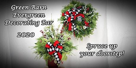 Evergreen Decorating Bar tickets