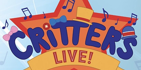 Critters Live The Surprise Party tickets