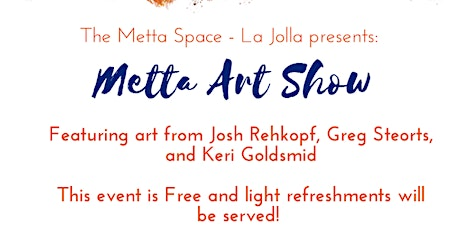 Metta Art Show tickets