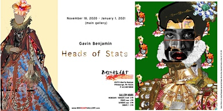 Gavin Benjamin: Heads of State tickets