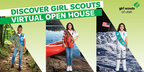 Girl Scouts Virtual Open House - Stansbury Park tickets