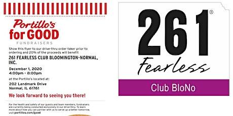 261 Fearless BloNo Portillo's Social tickets