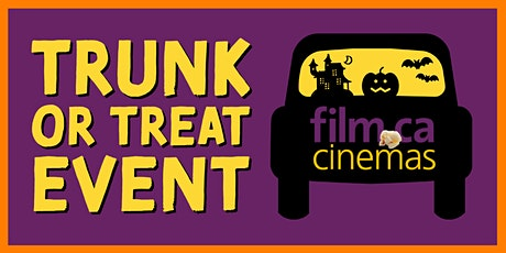 Halloween Trunk or Treat tickets