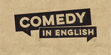 Comedy In English FREE Online Intl. Comedy Show tickets