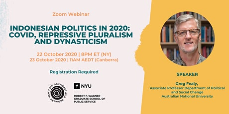 Indonesian Politics in 2020: COVID, Repressive Pluralism and Dynasticism tickets