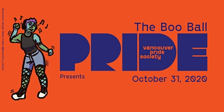 The Boo Ball - Vancouver Pride Special tickets