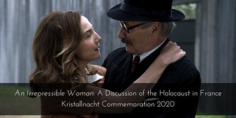 An Irrepressible Woman: A Discussion of the Holocaust in France tickets