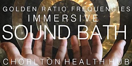 IMMERSIVE SOUND BATH tickets