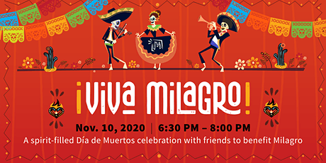 ¡Viva Milagro! tickets
