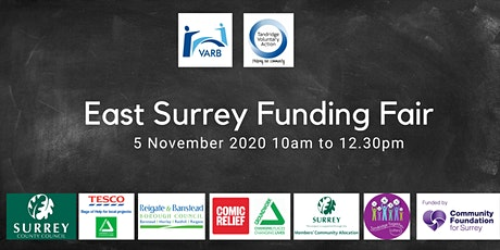 East Surrey Funding Fair tickets