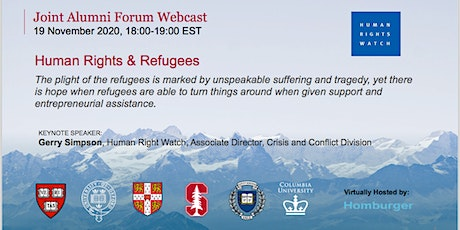 Human Rights & Refugees tickets
