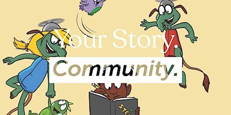 Meet the Storytellers- Alumni  Panel tickets
