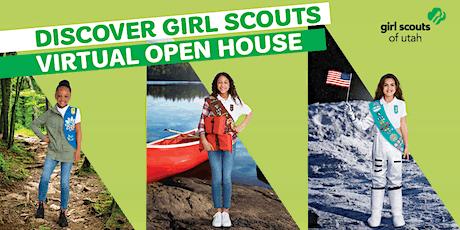 Girl Scouts Virtual Open House - South Jordan tickets