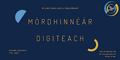 Mordhinnéar 2020 Digiteach tickets
