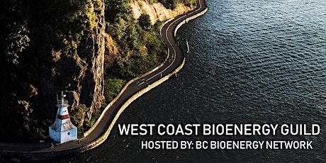 West Coast Bioenergy Guild  Webinar with Chantale Despres tickets