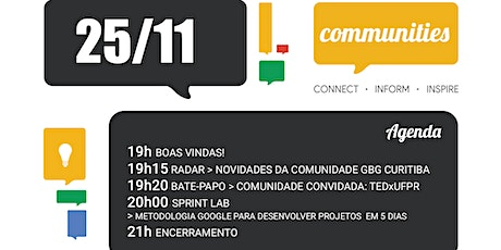 Communities #2 ingressos