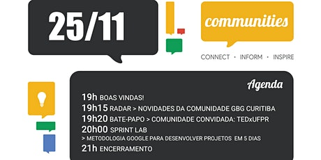 Communities #2 bilhetes