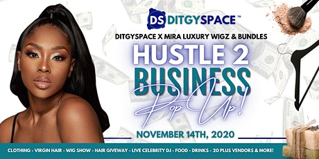 Hustle To Business Pop Up tickets