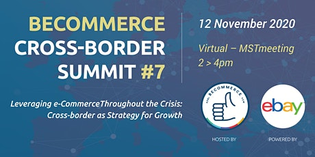 BeCommerce Cross-Border Summit #7