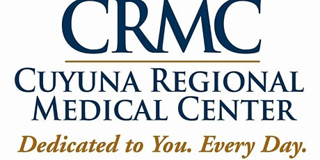 CRMC EMS Quarterly Education tickets