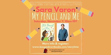 Virtual Boogie Down Storytime with Sara Varon (November 7) tickets