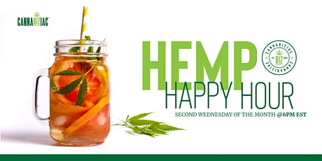 Hemp Happy Hour! tickets
