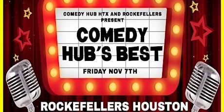 COMEDY HUB's BEST ! tickets