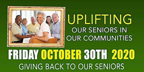 Uplifting Our Seniors In Our Communities tickets