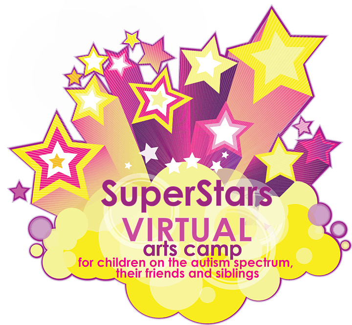SuperStars Autism Society SE WI Summer June Virtual Camp 2021 image