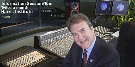 Information Session/Tour with president John Harris tickets