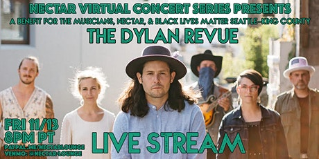 NVCS presents THE DYLAN REVUE tickets