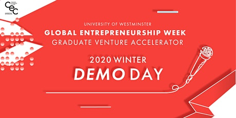Global Entrepreneurship Week: Venture Accelerator Demo Day tickets
