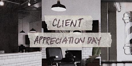 Blank Canvas Client Appreciation Day tickets