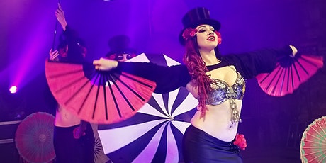 Fusion Bellydance Drills with Pixie! tickets