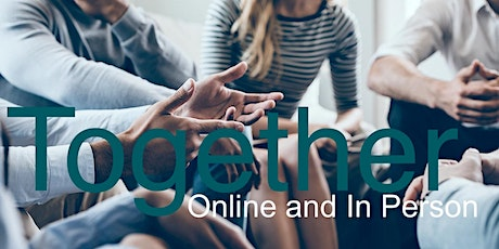 Together In-Person & Online - October 25 tickets