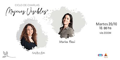 Ciclo de Charlas  Mujeres Visibles® tickets