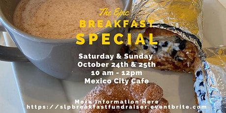 Breakfast Fundraiser @ Mexico City Cafe tickets