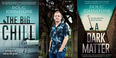An evening in with Doug Johnstone tickets