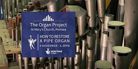 The Organ Project : Heritage Disassembled tickets