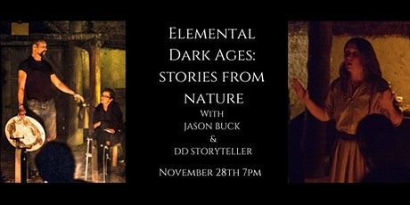 Elemental Dark Ages: Stories from nature tickets