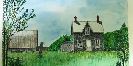 Watercolour Painting - Buildings with Michelle Minke tickets