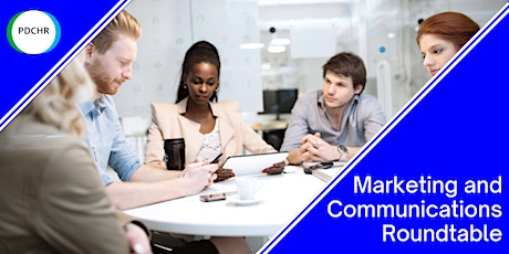 PDCHR Roundtable on Marketing and Communications tickets