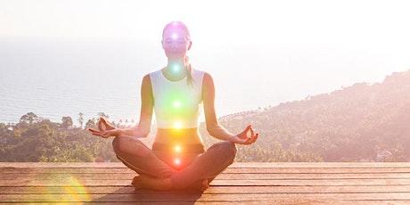 Chakra Balancing Workshop - Online tickets