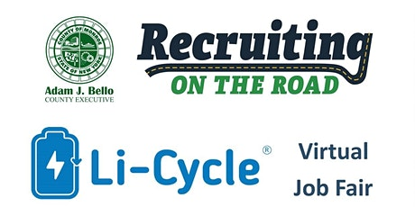 Li-Cycle Virtual Recruiting on the Road Job Fair tickets