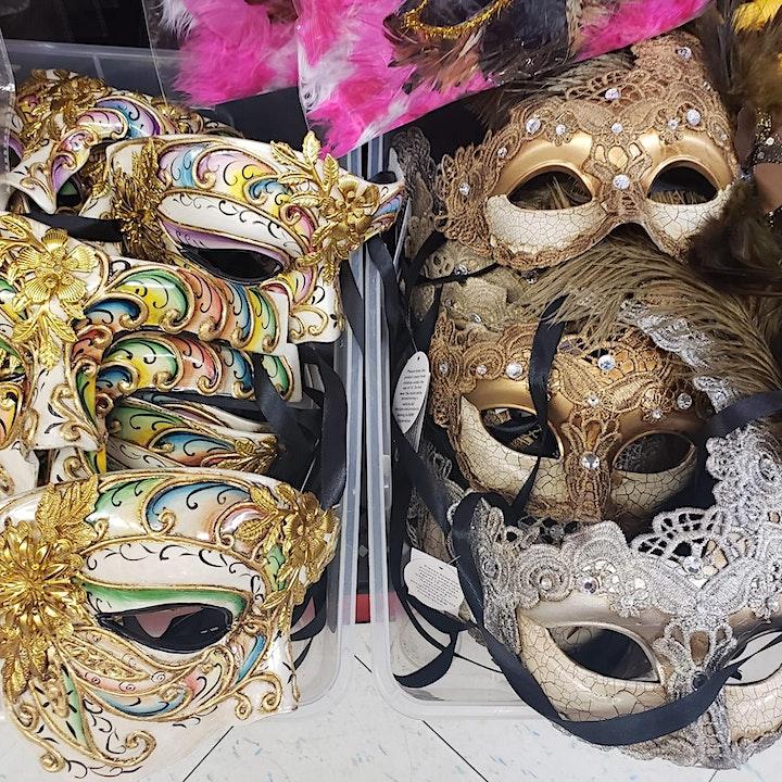 Sounds of Joy & Light: Chamber Concert - A Venetian Halloween image